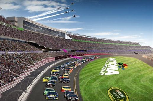 Daytona Int'l Speedway Unveils Proposed Changes to Facility
