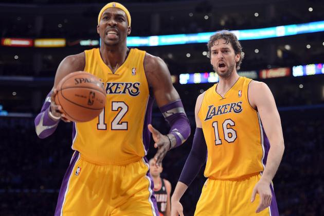 Lakers Rumors: Latest Buzz on Dwight Howard, Pau Gasol and More out of L.A.