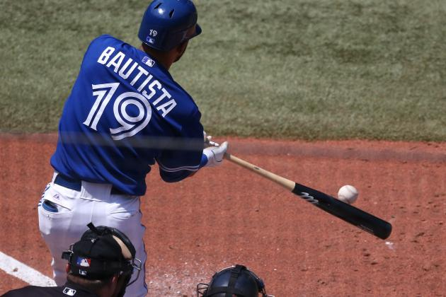 Toronto Blue Jay Slugger Jose Bautista to Be Cover Athlete for MLB Video Game