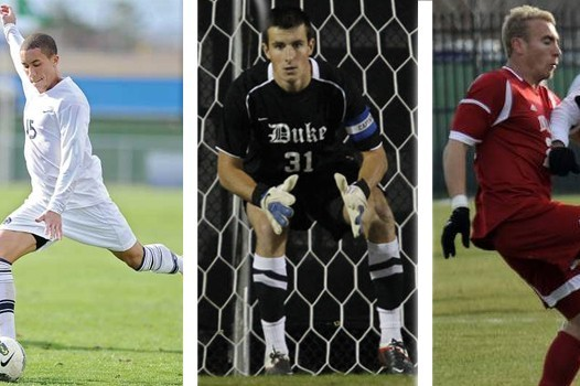 Fire Select Three Players in 2013 MLS Supplemental Draft