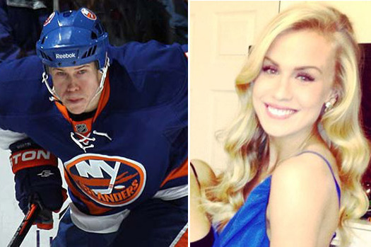 Islanders Forward Matt Martin Allegedly Dating Boomer Esiason's Daughter