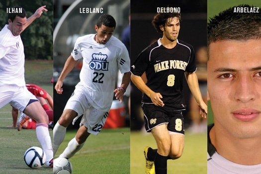 Impact Adds Four Players in MLS Supplemental Draft
