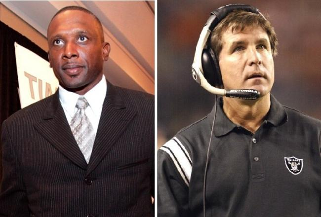 Bill Callahan 'Outraged' by Tim Brown's Super Bowl Allegations