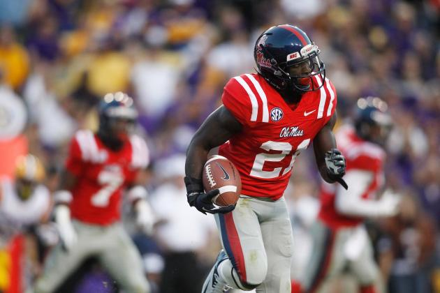 Senquez Golson Giving Up Baseball at Ole Miss