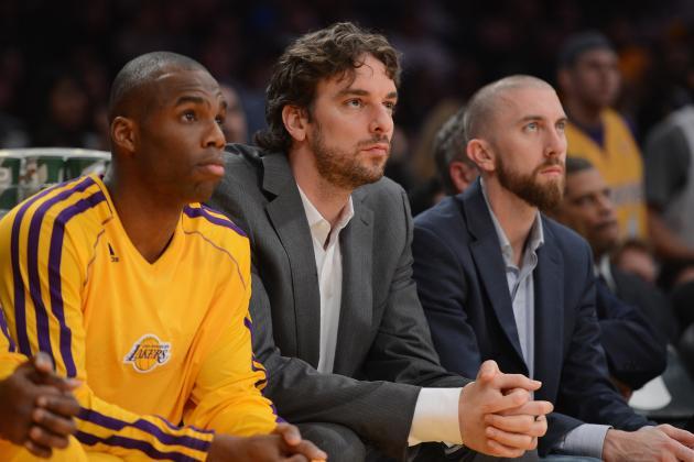 Lakers News: Pau Gasol Should Demand Trade Before the Deadline