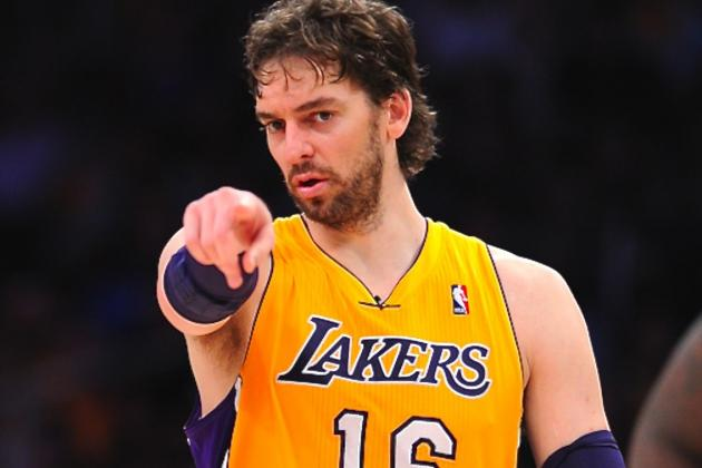 Potential Trade Destinations and Packages for Pau Gasol