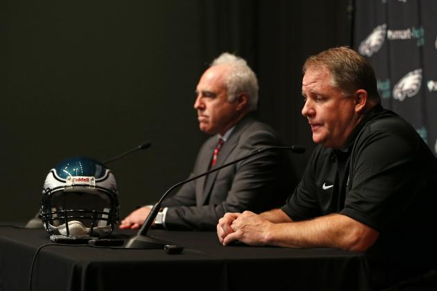 Chip Kelly's Ridiculous Contract Proves Eagles' Brass Is out of Control