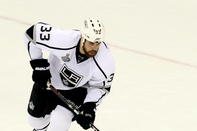 Kings Thin on Blue Line Without Matt Greene and Willie Mitchell