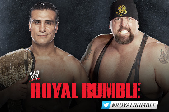 WWE Royal Rumble 2013: Why Big Show vs. Alberto Del Rio Could Be a Great Match