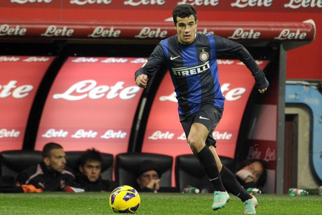 Philippe Coutinho: Inter Milan Midfielder Worth Hefty Price Tag for Liverpool