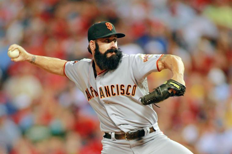 Creating a Timeline of Brian Wilson's Key Moments as an SF Giants Star