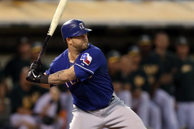 Mike Napoli Reveals Hip Condition: Avascular Necrosis