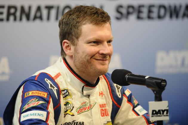 Dale Earnhardt Jr: 2013 NASCAR Sprint Cup Champion