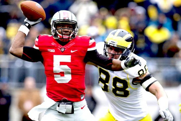 Why Ohio State Wants Michigan in the Same Big Ten Division
