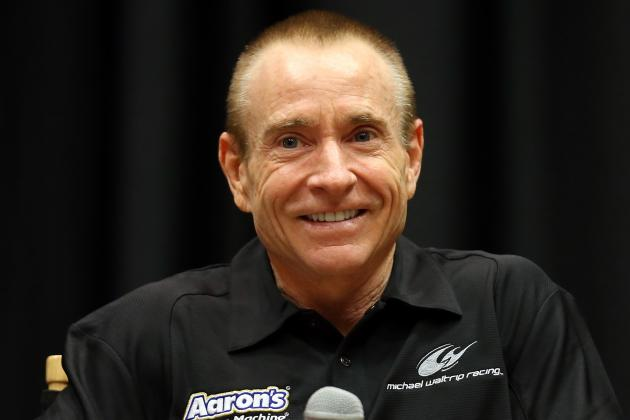 Mark Martin's Future Up in the Air