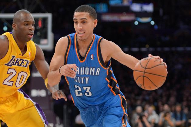Why Kevin Martin Will Be the Difference-Maker vs. the Los Angeles Clippers