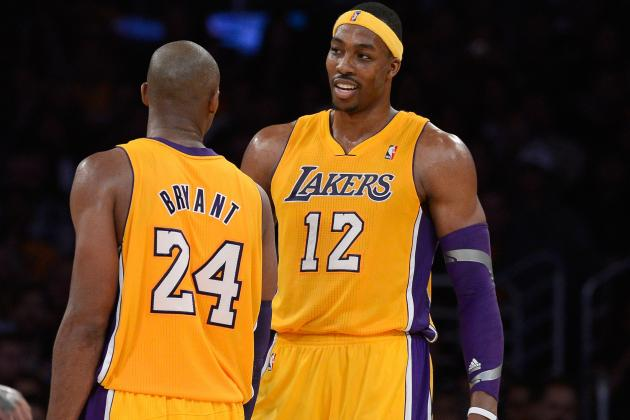 Report: Dwight Mocking Kobe Bryant's Shooting Woes