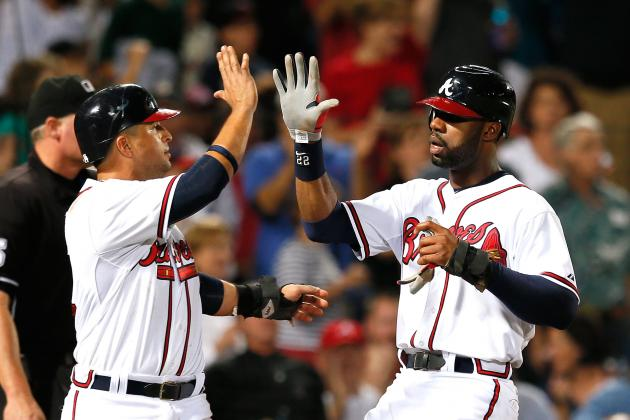 2013 Projections for Jason Heyward & Freddie Freeman