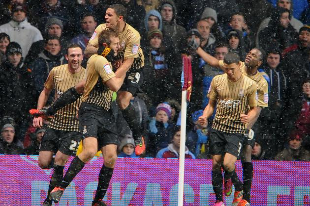 Bradford City Hold off Aston Villa to Reach Capital One Cup Final