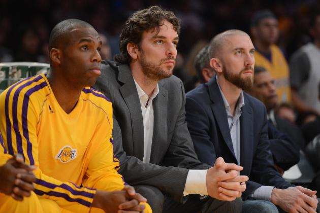 Lakers Trade Rumors: LA Can't Afford to Deal Disgruntled Big Man Pau Gasol
