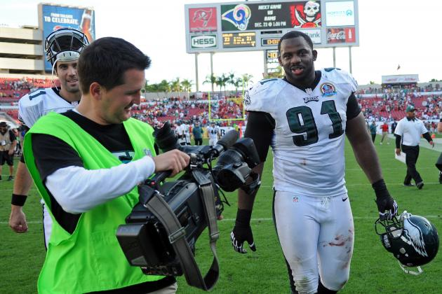 Reviewing the Philadelphia Eagles' 2012 NFL Draft with One Year in the Books