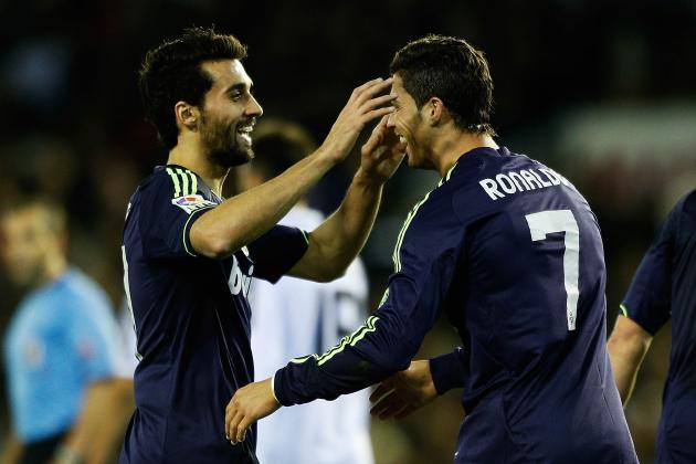 Valencia vs. Real Madrid: Live Stream Info for Spanish Copa Del Rey Clash