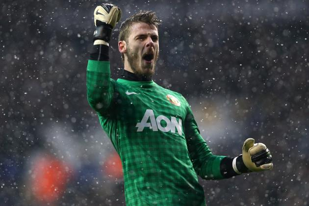 Manchester United's David De Gea Is Testing Sir Alex Ferguson's Faith