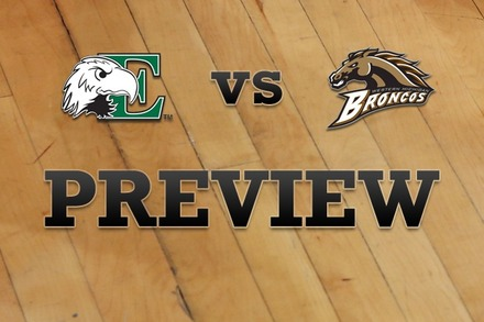 Eastern Michigan vs. Western Michigan: Full Game Preview