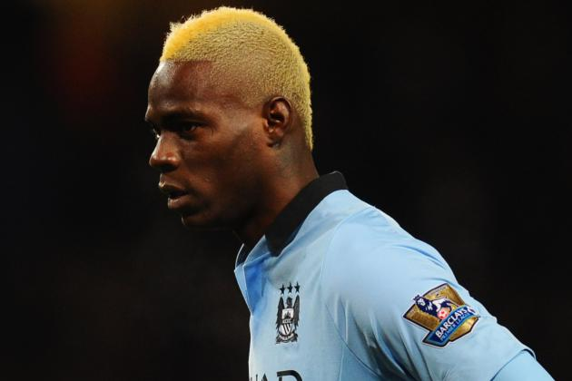 Manchester City's Mario Balotelli to Move out of Rented Property