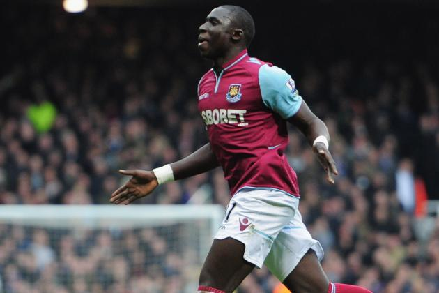 Mohamed Diame Can Earn Arsenal Move by Helping West Ham Beat Them