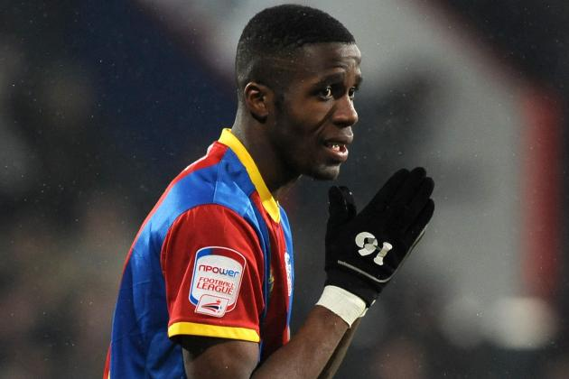 Football League Could Block Wilfried Zaha's Planned Manchester United Move