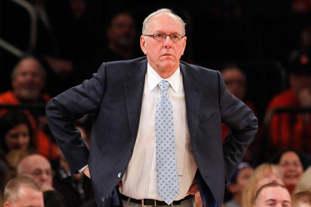 Jim Boeheim Criticizes Big East Scheduling: 'It's Stupid'