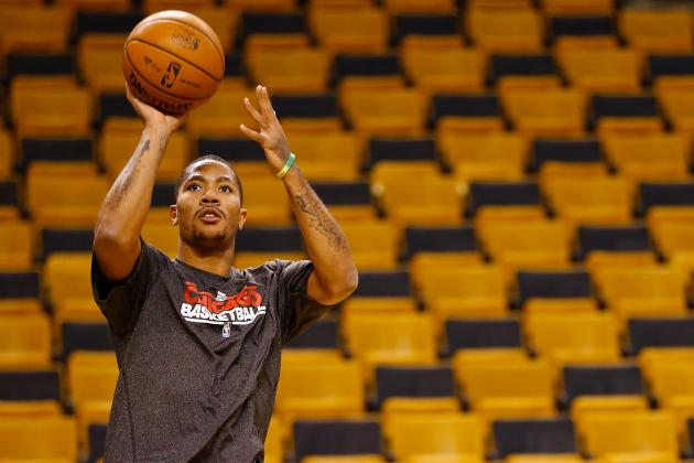 Bulls News: How Derrick Rose's Potential Return Will Affect Chicago's Rotation