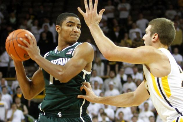 ESPN Gamecast: Michigan State vs Wisconsin