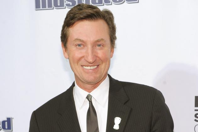 "Gretzky, MLSE Have Had ""Preliminary Discussions"" About Leafs Presidency"