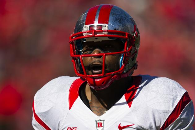 Rutgers TE D.C. Jefferson Sees His Draft Stock Rise After East-West Game