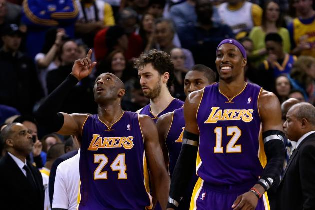 Kobe Bryant, Dwight Howard Feud May Be Worse Than We Thought