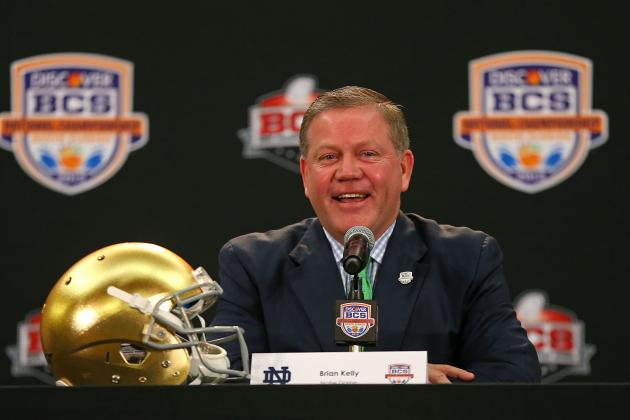 Notre Dame Football Recruiting: Strong Class Will Bolster Run-Heavy Offense