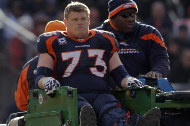 Broncos Guard Chris Kuper Needs Surgery, Declines Pro Bowl