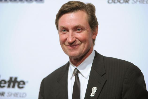 Wayne Gretzky and Maple Leafs Reportedly Involved in Team Presidency Talks