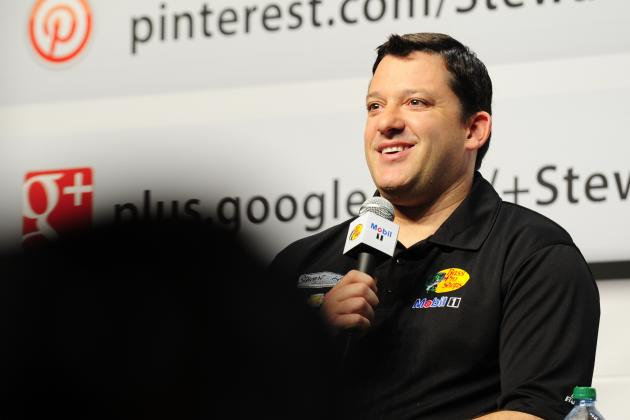 Smith: Tony Stewart All Business