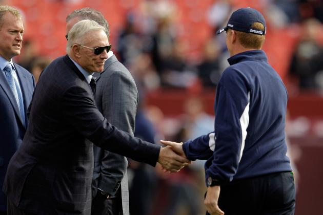 How Jason Garrett Has Become Nothing More Than Jerry Jones' Puppet