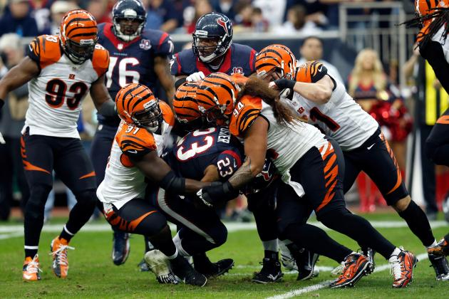 Cincinnati Bengals Defensive Year in Review
