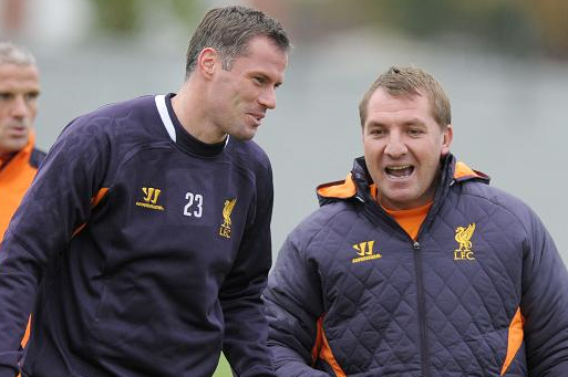 Benched Carra Hints at Kop Exit