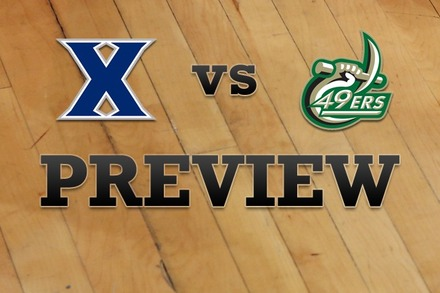 Xavier vs. Charlotte: Full Game Preview