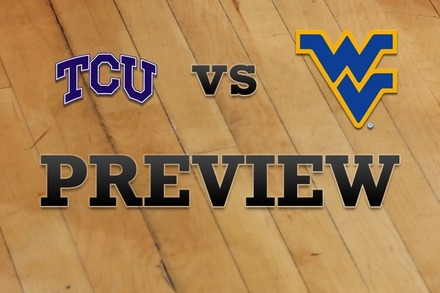 TCU vs. West Virginia: Full Game Preview