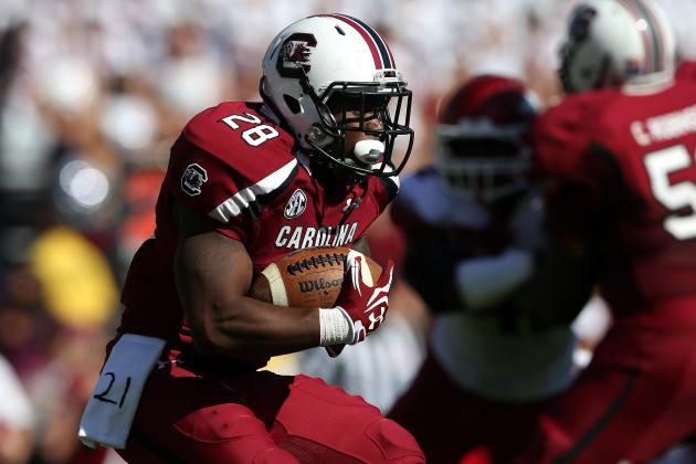 Marcus Lattimore Expects to Be Ready for NFL