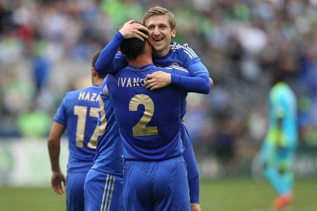 Chelsea Transfer News: Potential Loan of Marko Marin Makes Sense for All Parties
