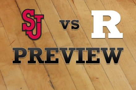 St John's vs. Rutgers: Full Game Preview