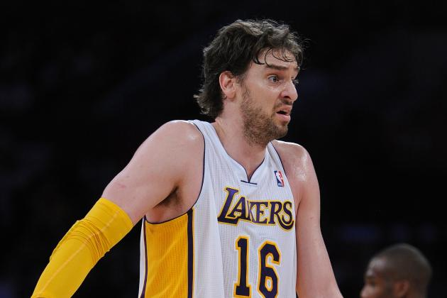 Timeline of Pau Gasol's Fall from NBA All-Star to Ultimate Lakers Scapegoat